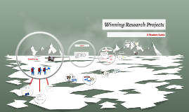Winning Research Projects