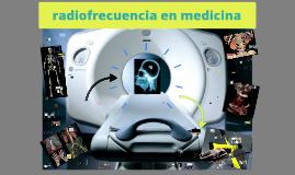 RF en medicina
