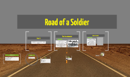 Road of a Soldier