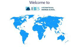 Welcome to IBS!