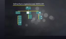 Estructura organizacional-NUEVA EPS