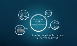 Reflexão e ação: PPPs de Letras em discussão