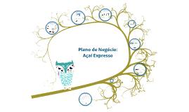 Copy of Açaí Expresso