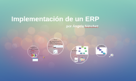 Implementación de un ERP
