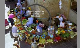 Mercados Municipales - Visibilidad en Facebook