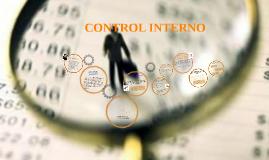 Copy of CONTROL INTERNO