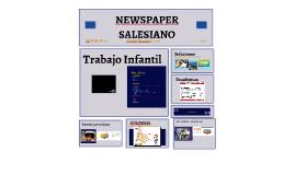 NEWSPAPER SALESIANO