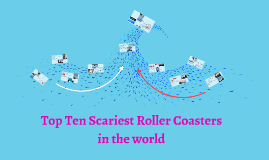 Top Ten Scariest Roller Coasters