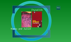 Romeo & Juliet and Chrysalids Culminating.