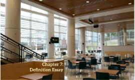 17 - Definition Essay