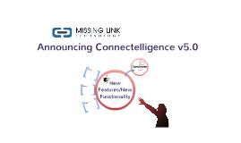 Connectelligence v5.0
