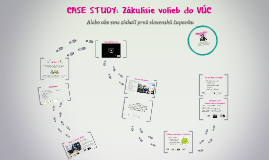 CASE STUDY: Voľby do VÚC