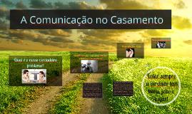 COMUNICAÇÃO EM AMOR