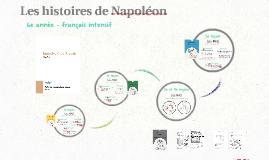 Les histoires de Napoléon