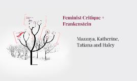 Feminist Critique of Frankenstein