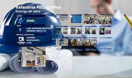 Relatório de Entrega - VIVO IGUATEMI