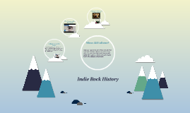 Indie Rock History