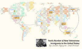 Yearly Number of Vietnamese Immigrants to the U.S