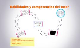 Tutoría y Moderación en entornos virtuales (Moodle)