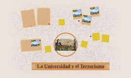 La Universidad y el Terrorismo