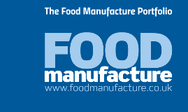 The Food Manufacture Portfolio 2016