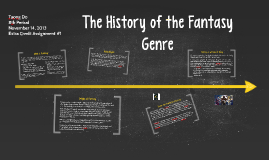 The History of the Fantasy Genre