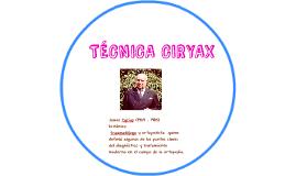 TECNICA CIRYAX
