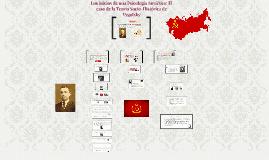 Los inicios de una Psicología Soviética: El caso de la Teorí