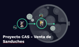 Proyecto CAS - Venta de Sanduches