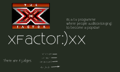 XFactor:)xx