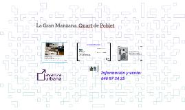 La Gran Manzana, Quart de Poblet