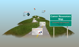 Career Resources Map