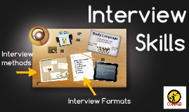 Copy of Interview Formats