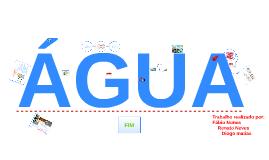 Copy of ÁGUA