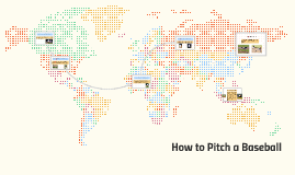 The 1st step to Pitching