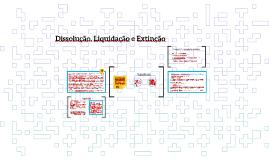 Copy of Dissolução, Liquidação e Extinção