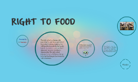 Copy of RIGHT TO FOOD