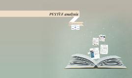 Copy of PESTLE analysis