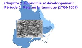 Ch.2 Économie et Développement / Régime britannique