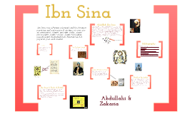 Copy of Ibn Sina