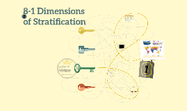 8-1 Dimensions of Stratification