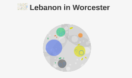 Lebanon in Worcester