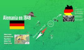 Alemania en 1848