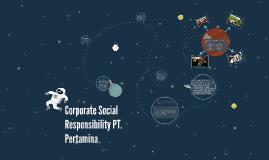Corporate Social Responsibility PT. Pertamina