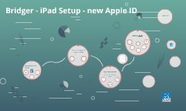 Guinn MS - iPads Setup - new Apple ID