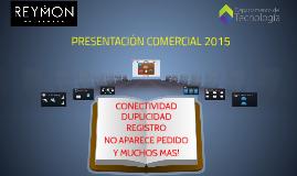 Convencion Reymon 2015