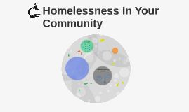 Copy of Homelessness In Your Community