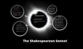 Shakespearean Verse Form