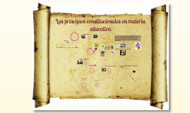 Copy of Principios constitucionales en materia educativa