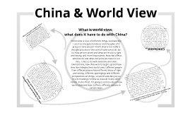 China & World View